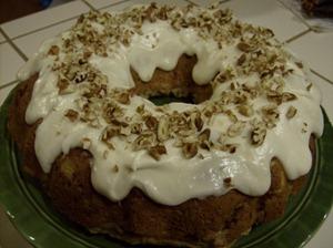 Gluten Free Hummingbird Bundt Cake Recipe
