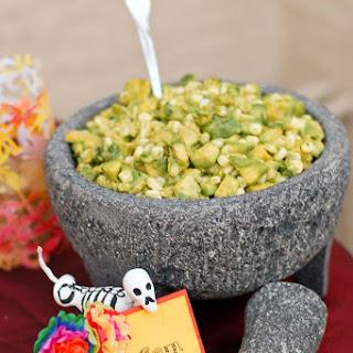 Recipe for Sweet Corn Guacamole