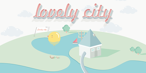 Lovely City GO Launcher Theme v1.0 (Unlocked)