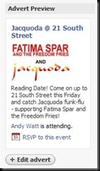 facebook fatima advert preview
