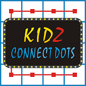 Kidz Connect Dots -Puzzle Game