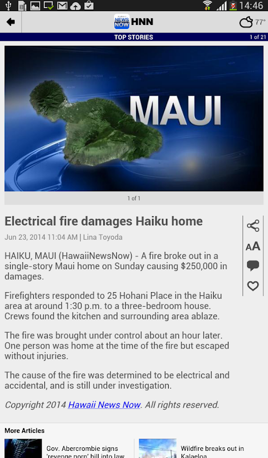 Hawaii News Now - screenshot