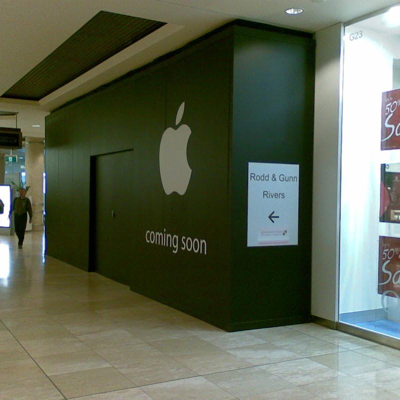 L Apple Stores. Tiendas Apple.