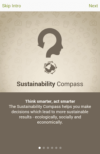 Sustainability Compass