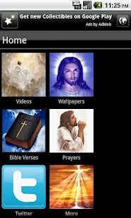 Jesus Fan App - screenshot thumbnail