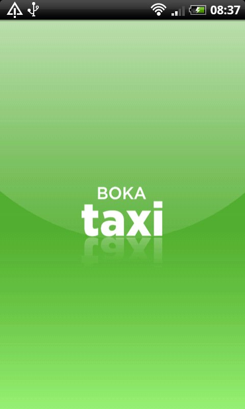 Boka taxi- screenshot