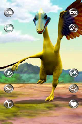 玩免費娛樂APP|下載說話Ornithomimids麗塔 app不用錢|硬是要APP