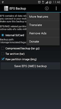EFS☆IMEI☆Backup