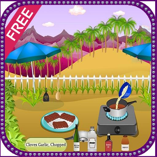 이드 그릴 요리 게임 休閒 App LOGO-硬是要APP