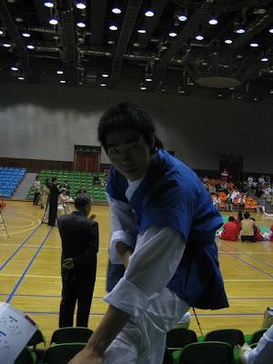 택견 대회장에서 [택견,한국전통무예,korean traditional martial arts,taekkyon]