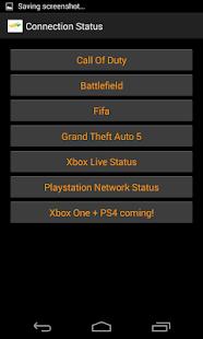 "Gaming Connection Status – ""Google Play"" programos"