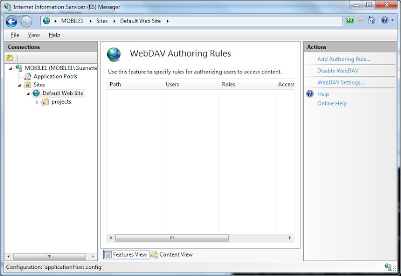 Slick IT: WebDAV on Windows 7