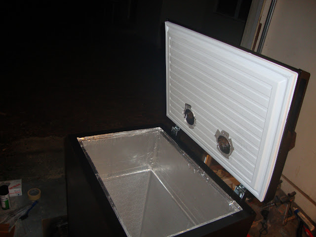 Show Us Your Insulated Keezer Collars Page 2 Home