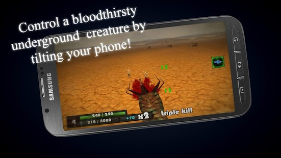 Worm of Death 3D No Adds