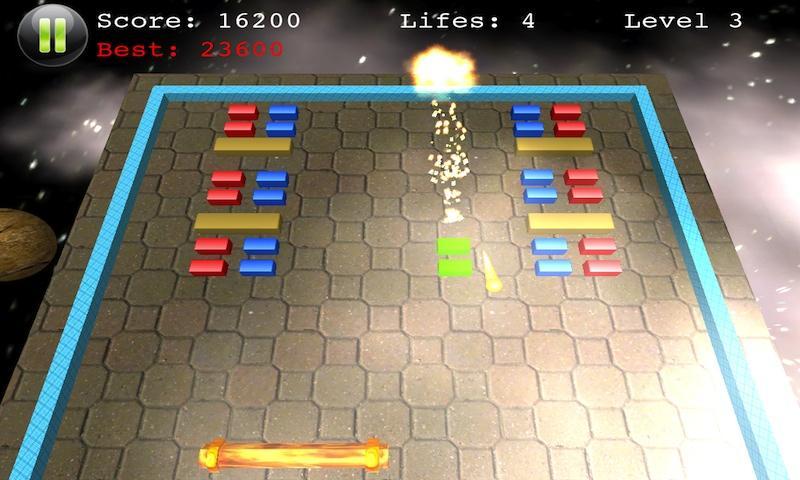 play free block breaker game