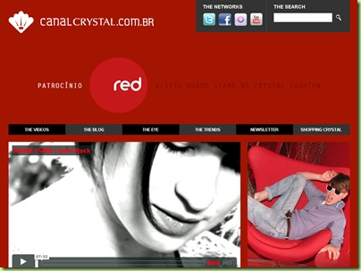 Red Abduction do Canal Crystal