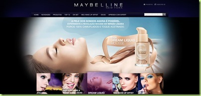 Site Maybelline