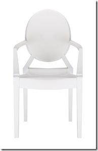 547877bd6aa1e Transparentes, pretas ou brancas, elas enaltecem qualquer ambiente com  requinte e bom gosto. Confira na Artesian por R$690 - Av. Vicente Machado,  ...