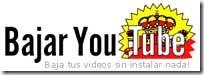 Logo web Bajar You Tube