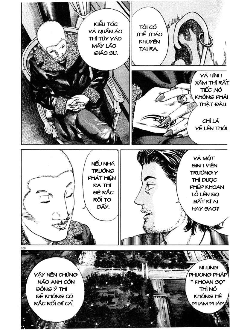 Homunculus [cmt]  chap 6 trang 13