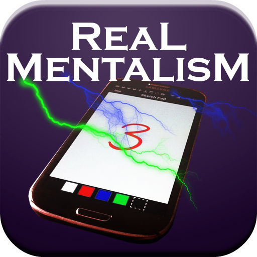 Real Mentalism Magic Trick LOGO-APP點子
