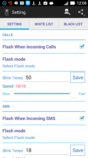 Flash Notification Special