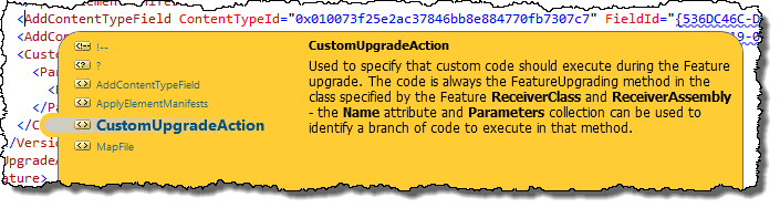 Caml.Net.Intellisense_CustomUpgradeAction