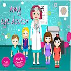 Nurse Doctor Amy Eye Hospital icon