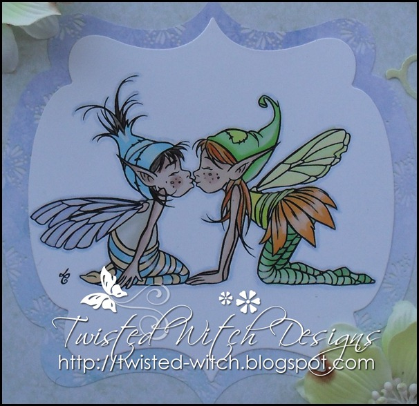 Emerald Fairies Darker Image WM