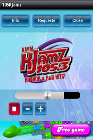 105KJamz- screenshot
