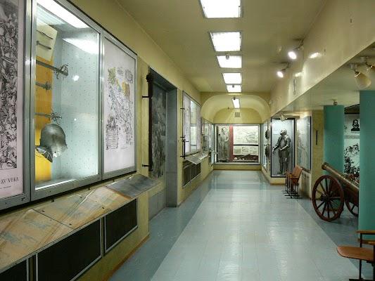 Imagini Serbia: Muzeul Militar Belgrad