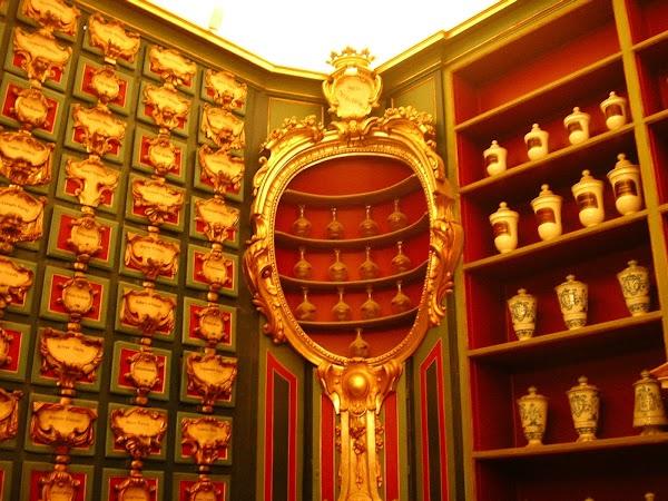 Imagini Spania: Muzeul Farmaciei, Madrid