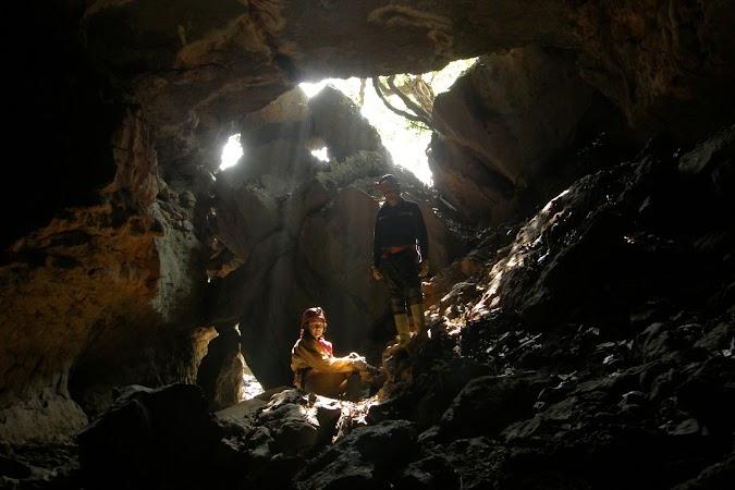 Obiective turistice India: caving