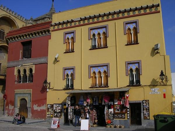Obiective turistice Spania: Cordoba.JPG