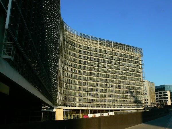 Obiective turistice Belgia: UE, Belgia