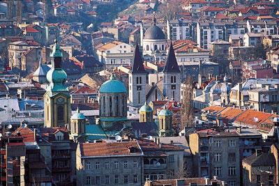 Obiective turistice Bosnia: Sarajevo, Descoperiti Balcanii