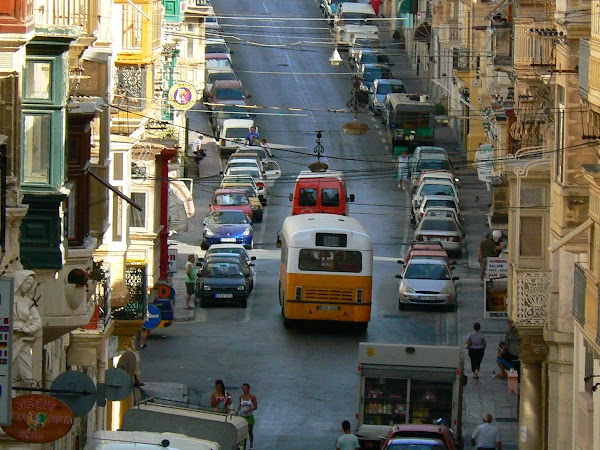 Obiective turistice Malta: Vittoriosa 2.JPG