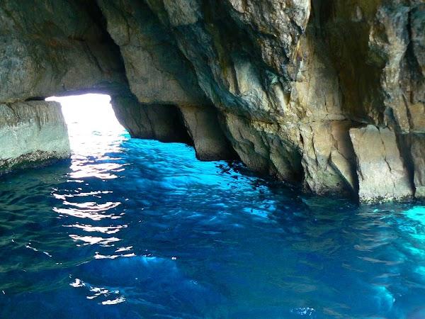 Obiective turistice Malta: Blue Grotto.JPG