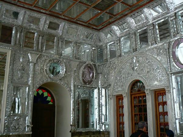 Obiective turistice Iran: Palatul Golestan, Teheran, Drumul spre China