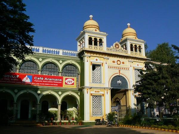 Obiective turistice India: Posta Mysore
