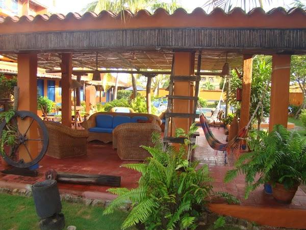 Obiective turistice Venezuela: hotel Costa Linda - Isla Margarita.JPG