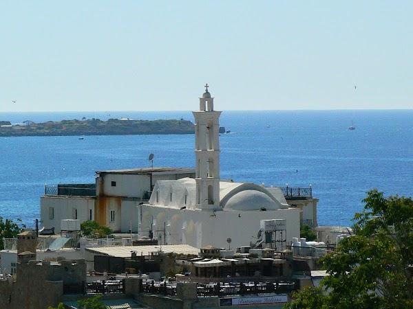 Obiective turistice Cipru de Nord: biserica ortodoxa.JPG