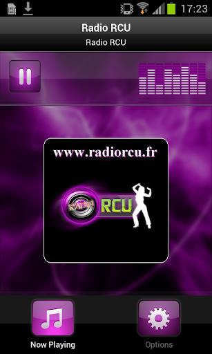 Radio RCU