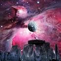 Stonehenge Space 3d LWP icon