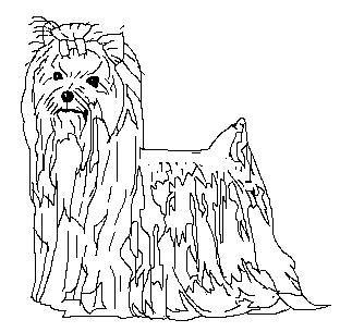 Laminas De Perros Para Pintar
