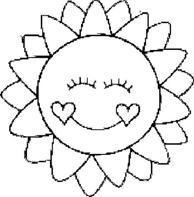 Pintar Soles Laminas Del Sol