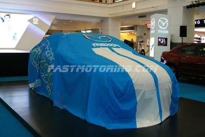 Mazda 3 Launch