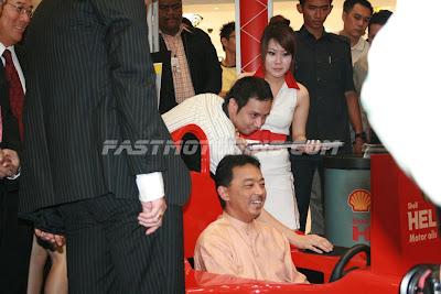 Mazda 3 Tengku F1