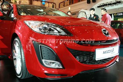 Mazda 3 AFS