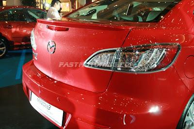 Mazda 3 Front Lights